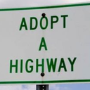 Adopt a Highway Mason Rd Clean up
