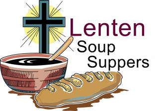 Soup Supper after Stations of the Cross