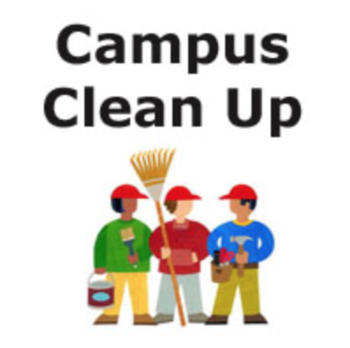 Parish Wide Campus Clean Up Day