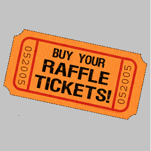 Raffle Drawing by Knights of Columbus