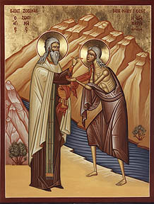 Last (5th) Sunday of Great Lent Pictures