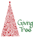 CHRISTMAS GIVING TREES