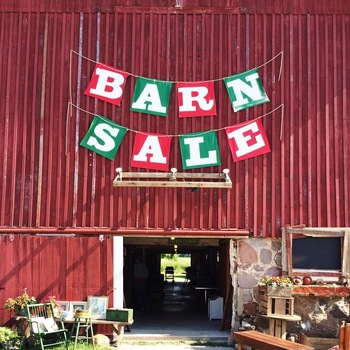 Barn News & Sale Dates
