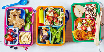 PRE SCHOOL CHILDREN FOOD PACK PROGRAM