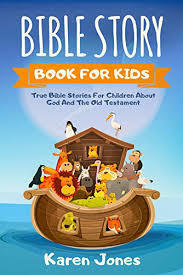Bedtime Bible Story this Sunday May 17th at 7:00pm