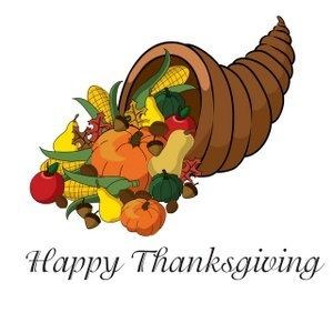 Office Closed for Thanksgiving holiday-Thursday and Friday