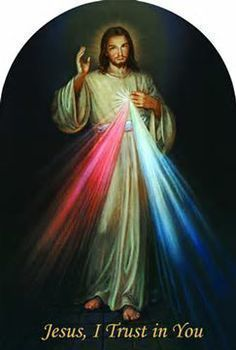 Chaplet of Divine Mercy-6 pm in church - special time for August