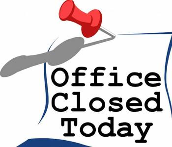 Office Closed - Feast of Immaculate Conception - Holy Day