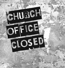 Office Closed - Easter