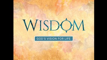 Fall Bible Study on the Book of Wisdom-Introduction night