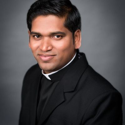 Very Rev. Rojo A Palatty Koonathan, HGN, V.F.