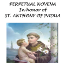 Perpetual Novena - In honor of St. Anthony of Padua