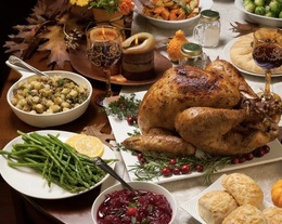 Free Thanksgiving Luncheon