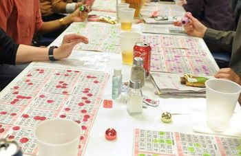 Bingo - Cancelled for May 16th