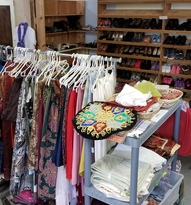 Thrift Shop - This week clothing with PINK tags are 1/2 Price!!