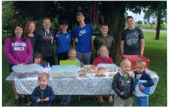 Third Annual Wille Grandchildren Bake Sale