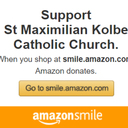 St. Max is now on AmazonSmile
