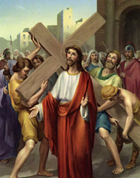 Stations of the Cross in English at 7:00PM and in Spanish at 8:00PM.