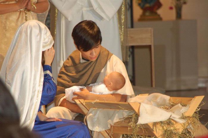 St. Mark Annual Christmas Pageant