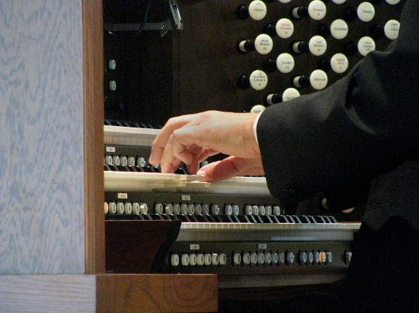 Organ and Piano Duet Concert
