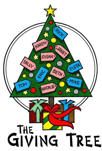 SVDP Giving Tree Collection #1