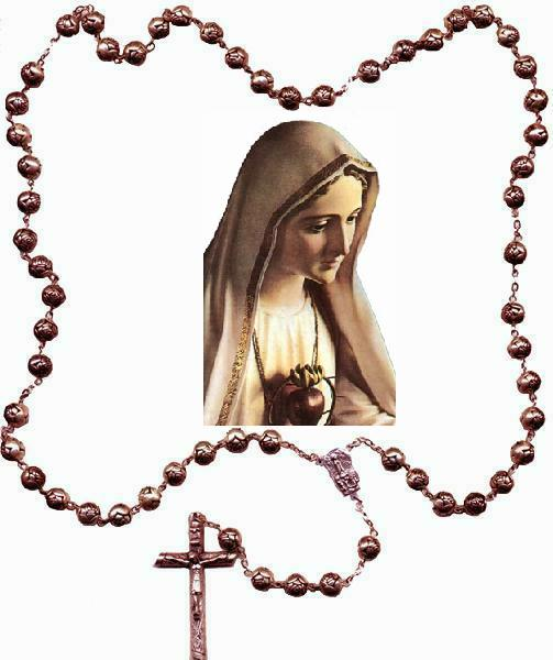 Family Rosary Making Event!