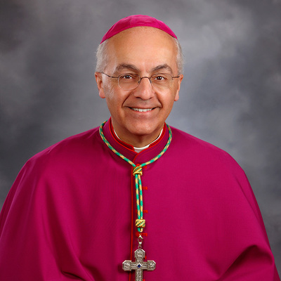 Bishop David D. Kagan, D.D. J.C.L., P.A.