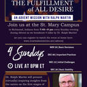 The Fulfillment of All Desire: An Advent Mission with Ralph Martin