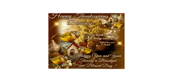 Catholic Office Closed in observance of Thanksgiving
