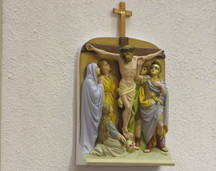 Stations of the Cross-Holy Family