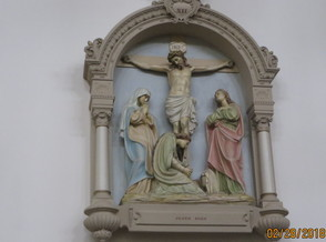 Stations of the Cross-St. Mary