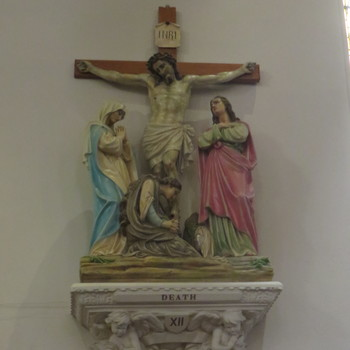 Stations of the Cross-St. Andrew