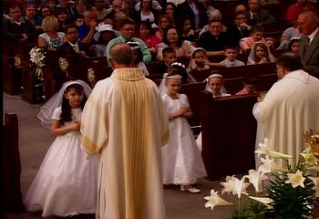 First Holy Communion at St. Andrew Church