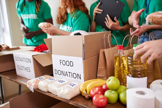 Food, Clothing and Assistance