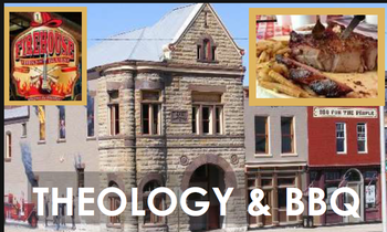 Theology and BBQ