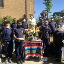 Fourth Grade Celebrates Our Lady with Special Activities