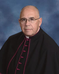 Msgr Juan Rivero Retirement Party