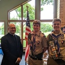 New Eagle Scouts honored September 8