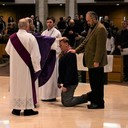 RCIA candidate received fully into Catholic Church December 22