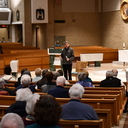 Faithful gather for Lenten Mission 2020