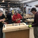CFTK group builds beds