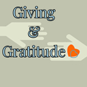 Reflections on Giving and Gratitude