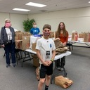 CFTK group bags plenty of donations for food pantry