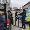 Aid for Women of Northern Lake County Is Thankful For Donations