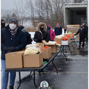 Mobile Food Pantry Helps Feed The Hungry