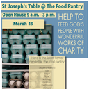 Celebrating St. Joseph Day with St. Joseph's Table