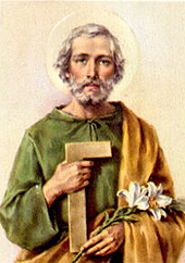 Saint Joseph -The Worker Feast Day