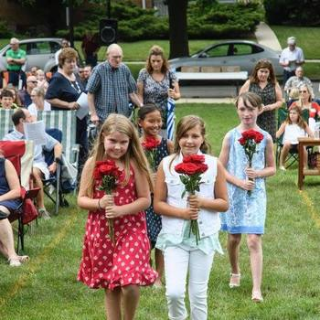 St. Joseph Mass and Picnic in the Park