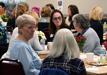 Women's Day of Reflection a spiritual success