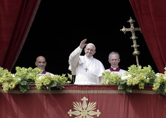 Easter Message from Pope Francis